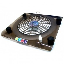 ventilador cooler notebook usb simple