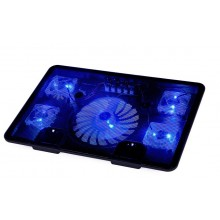 Ventilador gamer usb para notebook.