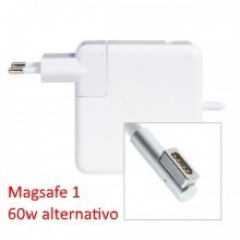 Cargador Macbook pro 13 60w magsafe 1 alternativo