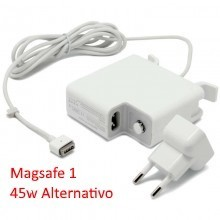 "Cargador Macbook Air 11"" 13"" 45w magsafe 1 alternativo"