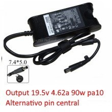 CARGADOR NOTEBOOK DELL INSPIRON PA10 19.5V 4.62A