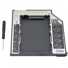 caddy macbook pro - 9.5mm notebook ssd sata