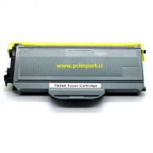 Toner Brother Tn 360 alternativo 2600 pag