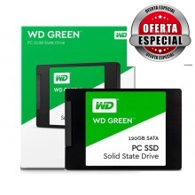Disco duro SSD estado solido Wester Digital Green 120GB